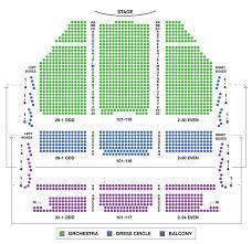 Apollo Theater Seating Chart 18 Interpretive Lyric Opera Seating Chart