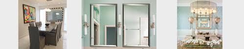 custom made framed mirrors mirror