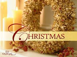 Christmas Wreath Desktop Wallpaper - Free Seasons Computer and ...