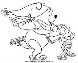 Disegni Da Colorare Di Natale Con I Personaggi Disney Natale Disney