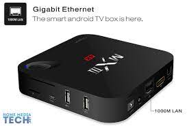 MXIII-G (MX3-G) Android TV Box Review – Home Media Tech