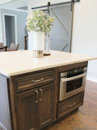 Kitchen Island With Microwave Petite Sharp  Drawer By Village Home Microwave Drawer In I91