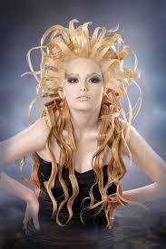 medusas daughters avant garde collection by farouk systems artist leonel rodriguez makeup julian avant garde meets arabic