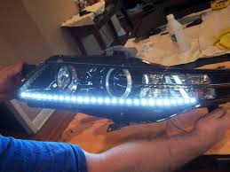 2003 Acura Tl Headlight Assembly