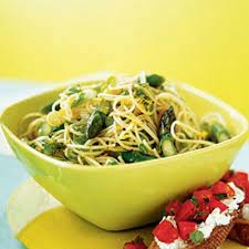 4.5 out of 5 star rating. 20 Low Cholesterol Meals Lemon Asparagus Pasta Low Cholesterol Recipes Heart Healthy Recipes