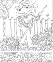 Small Picture Hidden Pictures Coloring Sheets Hidden pictures Child and