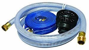 1 inch garden hose. Powermate PA0650200 Water Pump 1-Inch Hose Kit 1 Inch Garden R