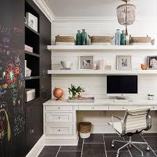 office floating shelves design ideas