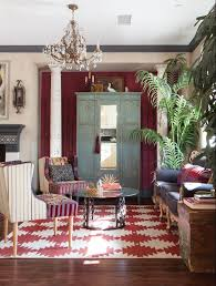 Period Living Room Designer Deborah Waltz Creates Her Version Of Global Style In Oc