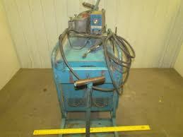 hobart micro wire mc 300 300a dc welder 15hp 3ph 220 440v w agh 27 hobart rc250 250 amp 3ph dc wire feed welder w cart cables gun 230
