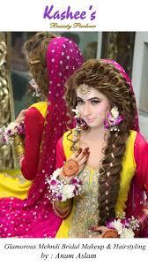 bridal makeup n hairstyling by kashif aslam at kashee s beauty parlour inspiration hindus peinados y el o