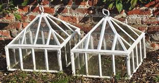 use cloches to add charm history and