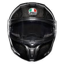 Agv 1201o4iy 004 L Sportmodular Mono Large Gloss Carbon Modular Helmet