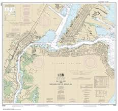 12333 Kill Van Kull And Northern Part Of Arthur Kill Nautical Chart