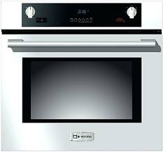 24 inch gas wall oven stainless steel electric self cleaning single summit in