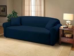 dark blue sofa. Blue Sofa Cover Navy Popular With Jersey Dark