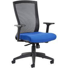 blue task chair. Waverley Mesh Back Task Chair - Blue