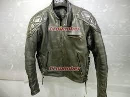 size l kadoya leather jacket