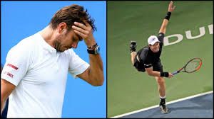 He can adapt to any surface, and is especially skilled on clay and hard courts. Dubai Open Wawrinka Suffers Early Defeat Murray Rolls On