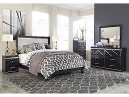 Signature Design by Ashley Fancee Queen Bedroom Group | Royal Furniture |  Bedroom Groups