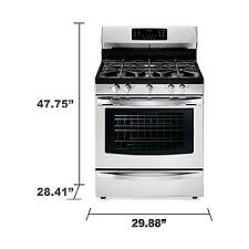 kenmore stove knobs. kenmore 74333 5.6 cu. ft. gas range w/ true convection - stainless steel stove knobs