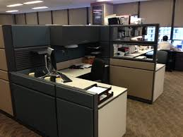 Cubicles in Cleveland