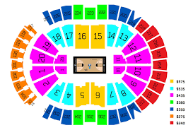 Utah Utes Basketball Seating Chart 2018 Pac 12 Mens Basketball Tournament Tickets Info Pac 12