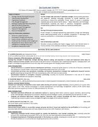 Example Resume It Example Resume It Pg2 It Resume Template Sample It