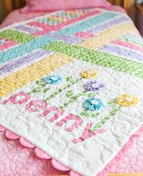Best 25+ Baby girl quilts ideas on Pinterest | Baby quilt patterns ... & Quilt Inspiration: Free pattern day: Baby quilts! (part 2) Adamdwight.com