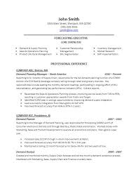 Sample Demand Planning Resume For more resume writing tips visit  www.lifeworksearch.com