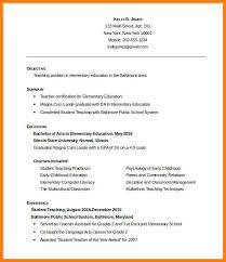 Student Teaching Resume New 48 Teachers Resume Format Phoenix Officeaz