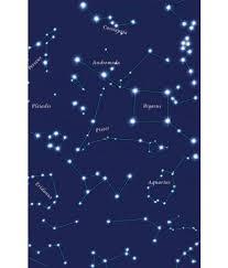 Star Chart Blank Journal