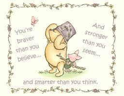 Winnie The Pooh Quotes About Life Custom Beautiful Quotes For A Profile Picture Winnie The Pooh Quotes About