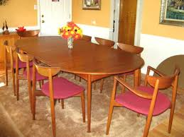 teak dining room chairs for round dining table teak with 8 chairs used red and teak dining room chairs