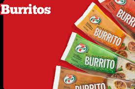 7 11 burritos
