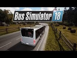bus simulator 18 apk latest