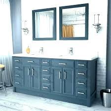 bathroom vanity 5 feet dark grey nity medium size of farmhouse sink da