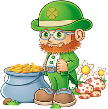 leprechaun with pot of gold png clipart   gallery yopriceville    leprechaun   pot of gold png clipart