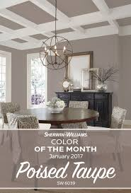 Spare Bedroom Paint Colors Were Thrilled About Our 2017 Color Of The Year Poised Taupe Sw