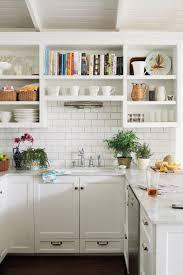 Crisp, Clean Kitchen Cabinets