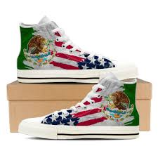 mexican american pride. Unique American Mexican American Pride Shoes In E