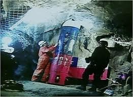 Image result for コピアポ鉱山落盤事故)