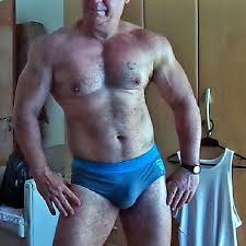 Daddies gay man muscular