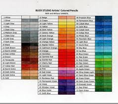 Blick Marker Color Chart Making Progress And Color Charts Stampin Nut