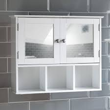 Double Mirrored Bathroom Cabinet Bathroom Mirror With Storage Perfect Diy Ingenious Canned Food