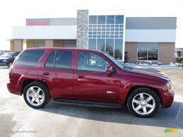 2009 Red Jewel Chevrolet TrailBlazer SS AWD #88725048 | GTCarLot ...