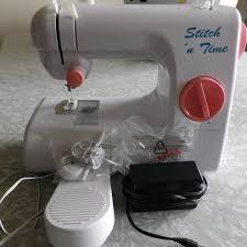 Stitch N Time Sewing Machine