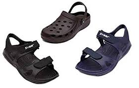 SVAAR <b>Summer</b> Combo of 2 Pairs of <b>Eva Sandals</b> + 1 Pair of Clog ...