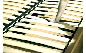 Bed Frame Slats Wood For Queen Home What Are Slat Great With Slatted ...
