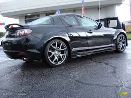 2009 Sparkling Black Mica Mazda RX-8 R3 #55332370 Photo #5 ...
